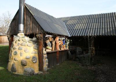 Indgang til Vikingehallen